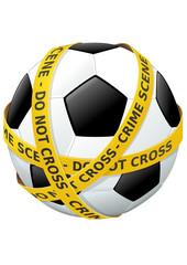 Football et criminalité (détouré)