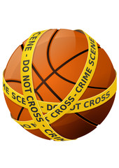 Basketball et criminalité (détouré)