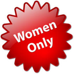 """""""Women Only"""" stamp"""