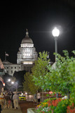 View of the capital building in Providence Rhode Island. poster