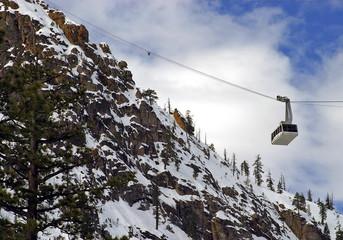 Ski Area Tramway