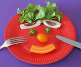 Fototapety Faites manger des légumes à vos enfants !
