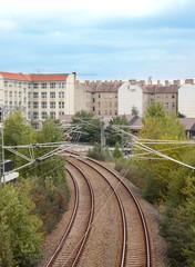 Gleise Berlin