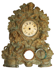 An ancient clock