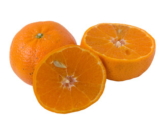 Fruit tangerines