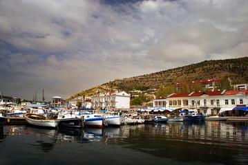 Balaklava boat station