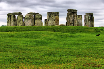 Stonehenge, UK (Technique HDR).