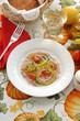 Carpaccio di pesce spada - Antipasti Emilia Romagna