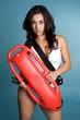 Female Lifeguard