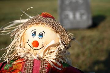 Scarecrow Prop Face