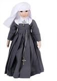 Roman Catholic Nun Doll poster
