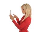 SMS versenden poster
