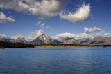 Jackson Lake in Grand Teton National Park