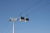 Panoramic cablecar
