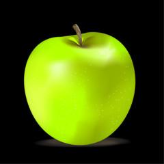 Pomme Granny noir