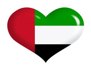 Cuore emirati arabi