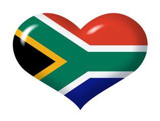 Cuore sudafricano