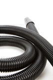 Vacuum Cleaner with Corrugated Tube poster