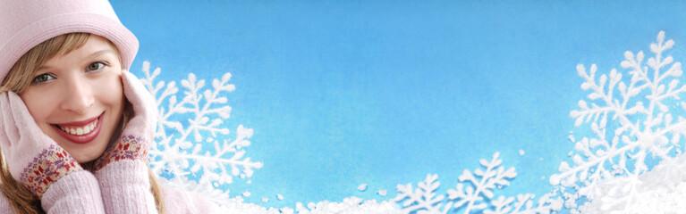 ritratto invernale