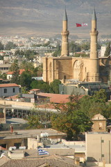 Mosquée - Nicosie, Chypre