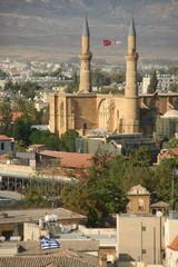 Mosquée, Nicosie