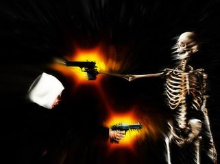 Gun Crime Equals Death 5