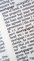 """Mortgaged"""