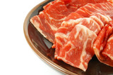 Wagyu Beef Strips Also Known as Kobe Meat poster