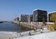 Der neue Hamburger Stadtteil Hafencity