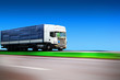 hauling cargo