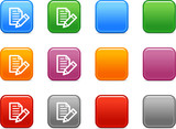 Color buttons with edit icon poster