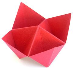 salière rouge