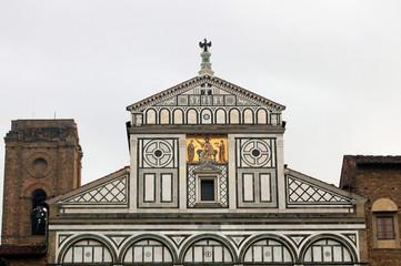 Eglise San Miniato à Florence
