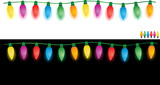 Fototapety Holiday Lights Decoration