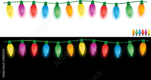 Holiday Lights Decoration