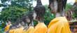 Buddhas d'Ayuthaya
