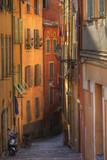 Beautiful street in Nice, France-