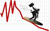crise bourse poster