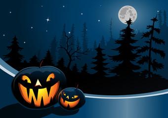 Halloween-Karte 2