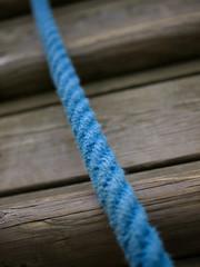 Corda blu