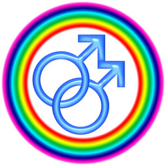 Logo:Amore Gay