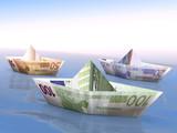 Fototapety Euro Boats