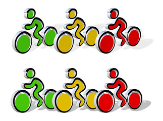 3D Like Bicycles