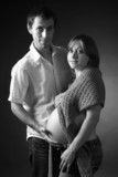 Pregnant wife and the happy husband 23 poster