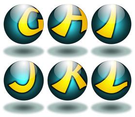 Alfabeto g - l