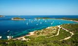Fototapeta wiatr - morze - Wyspa