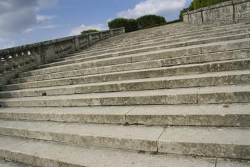 Stiegenanlage - Versailles