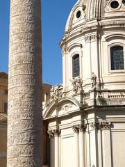 Colonne de Trajan, Rome