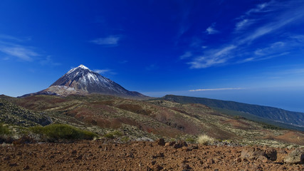Teide Blue Hights