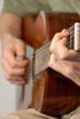 Classical guitar practise